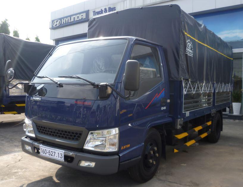 Xe tải Đô Thành IZ49 - Hyundai Đô Thành IZ49 2.4 tấn - Giá Xe IZ49