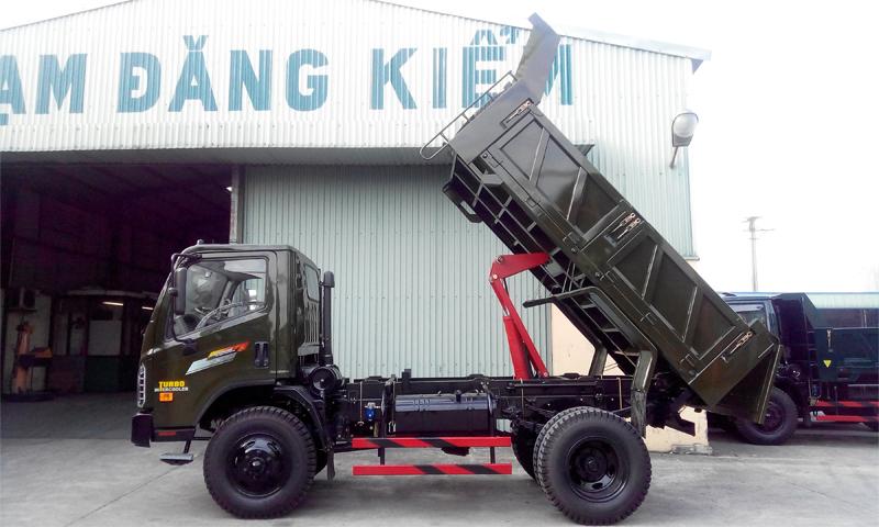 Xe Ben Chiến Thắng 5.5 tấn