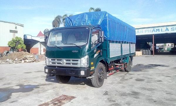 Xe tải chiến thắng 6t50 1 cầu