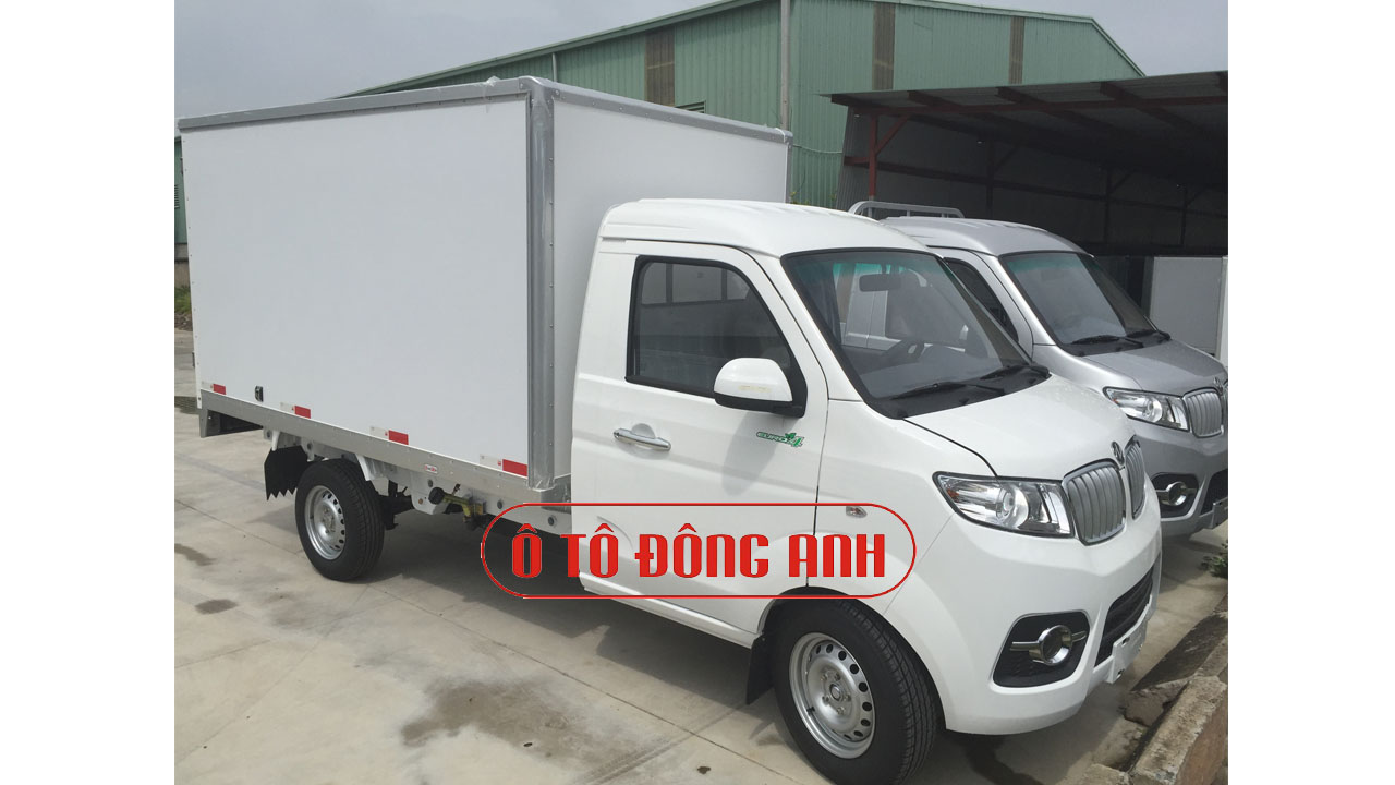 Xe tải Dongben 990kg - Dongben 990kg T30 - Dongben T30 990kg hỗ trợ trả góp