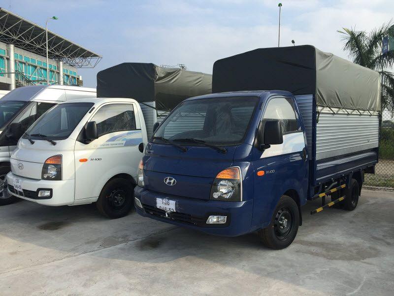 Xe tải Hyundai H150 Porter 1t5, Hyundai H150 Porter Thành Công