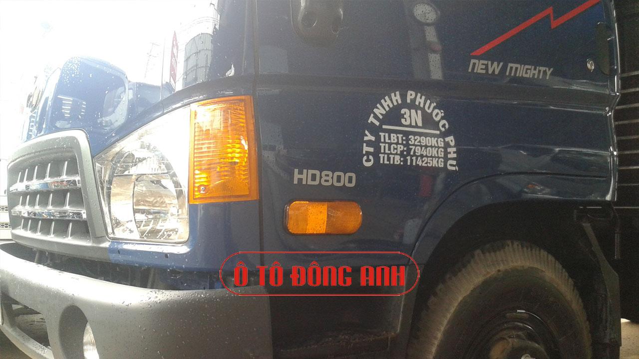 hyundai hd800
