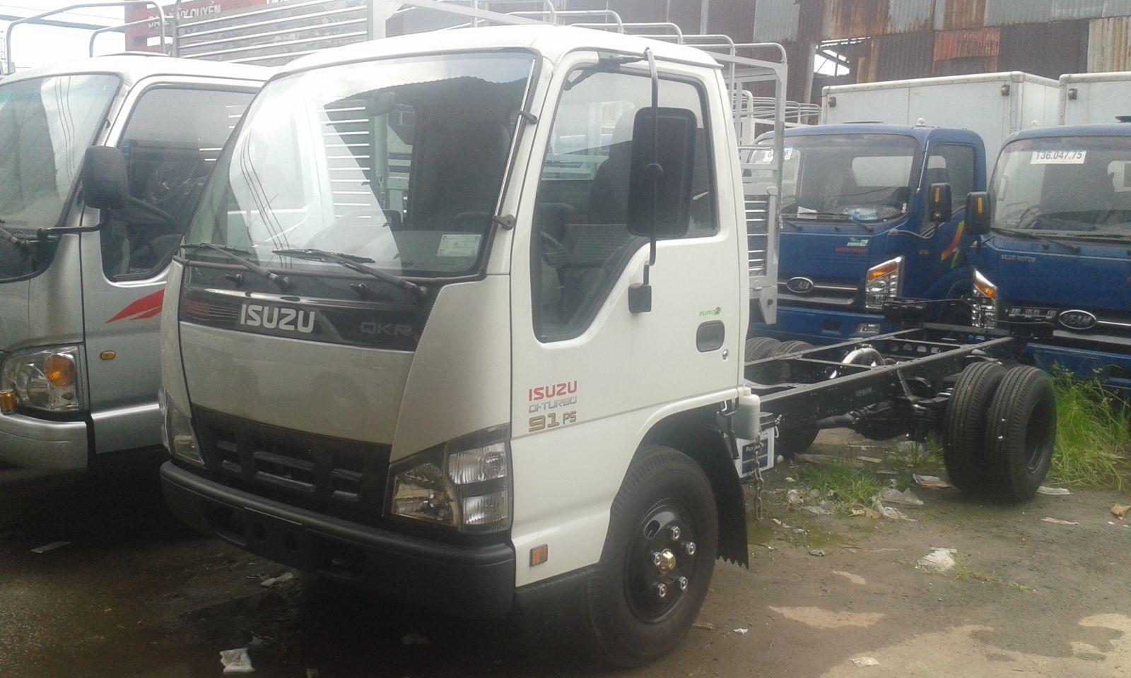 Xe tải Isuzu 2.2t