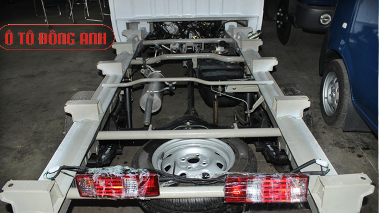 xe tải dongben 870kg