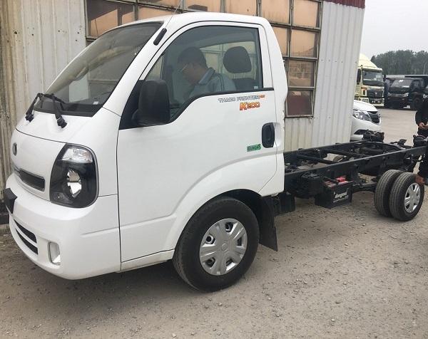 Xe tải Thaco Kia K200 1t9 tiêu chuẩn khí thải euro 4