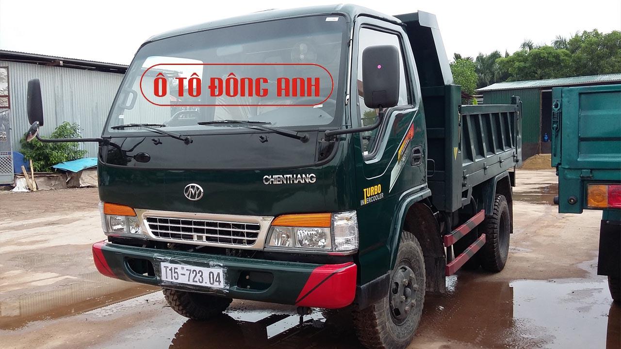 xe tải chiến thằng 4t6