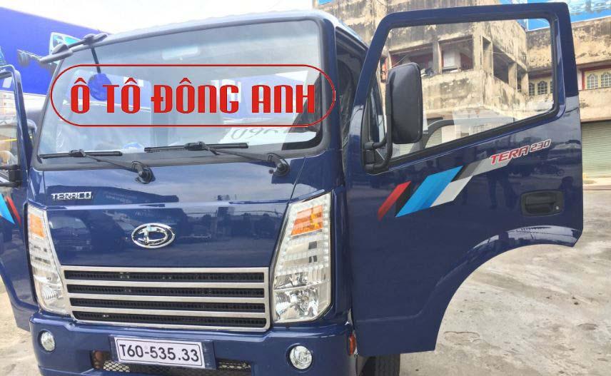 xe tải daehan 2t4