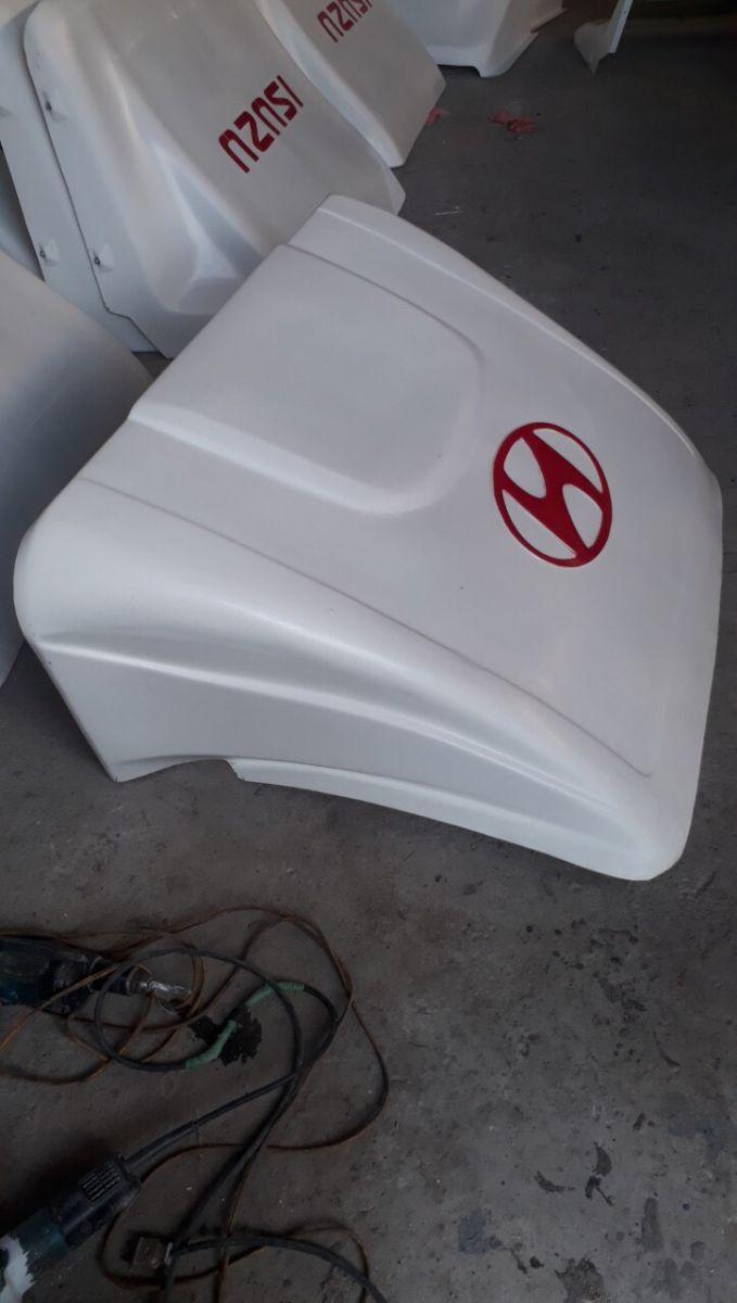 Mui Lướt Gió Hyundai H150