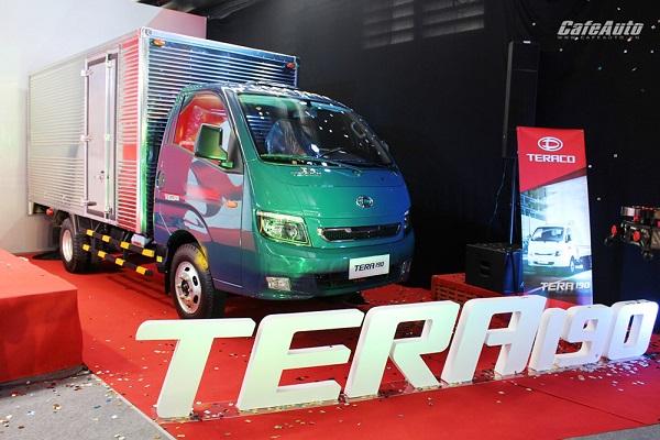 Xe tải Daehan 1t9 Tera 190