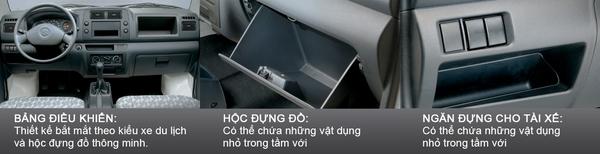 Phụ thuộc vào yêu cầu và mặt hàng chuyên chở, đội ngũ chuyên viên của chúng tôi sẽ tư vấn cho Quý khách những mẫu thùng phù hợp với mục đích sử dụng nhất với giá cả vô cùng hợp lý. Xưởng đóng thùng xe tải của Suzuki được Cục Đăng kiểm Việt Nam cấp giấy chứng nhận. Sản phẩm thùng tải của chúng tôi luôn đảm bảo theo đúng tiêu chuẩn của Cục Đăng kiểm và được bảo hành 1 năm.